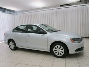 2013 Volkswagen Jetta VW CERTIFIED! Trendline Plus 5-Speed! Heat
