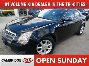2009 Cadillac CTS 3.6L / *AUTO* / LEATHER