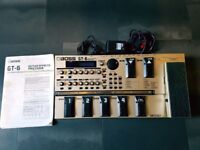Boss GT-6 Multi Effects Processor - Perfect Working Order
