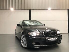 BMW 3 Series 320D MSport Convertible £132 Per Month