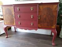 Large queen Ann buffet sideboard REDUCED