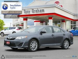 2014 Toyota Camry LE UPGRADE PACKAGE WITH NAV
