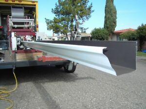 Seamless Gutters, Downspouts, Gutter Guards.