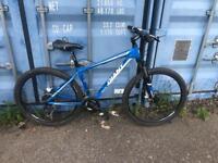 "Giant talon bike 18"" frame medium"