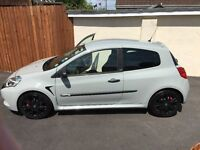 Renault Clio sport- RS200 edition- Storm Grey