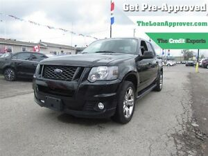 2010 Ford Explorer Sport Trac ADRENALIN * NAV * AWD * LEATHER *