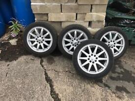 Alloys 4x100 4x108 15 Peugeot