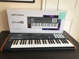 Arturia Keylab 49 Black Edition. New. £120