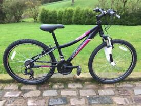Girls Adventure 24inch wheel mountain bike