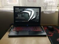 MSI GS60 Gohst pro gaming laptop with gtx 970m, i7, 16gb RAM and SSD