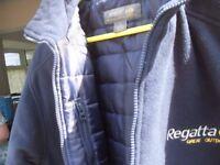REGATTA PADDED FLEECE BRAND NEW SIZE MEDIUM COST £59 SUIT MEN OR WOMEN