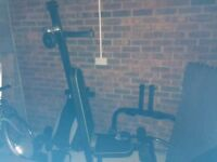 Golds multi-gym, amazing condition.