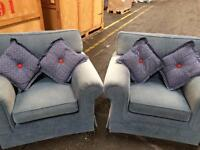 2 top quality arm chairs