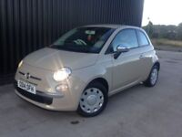 2013 Fiat 500 1.2 Pop 3dr 2 Keys, Full Service History, Very Low Miles, Finance Available May PX