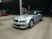 BMW Z3 2.8 - Extensively Improved