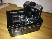 Blackmagic 4K Production Camera (EF Mount) AS NEW CONDITION!!!!!2