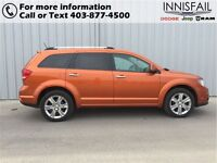 2011 Dodge Journey R/T Leather Heated Seats AWD