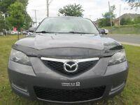 2007 Mazda Mazda3 GS, PROPRIO 90 ANS, VRAIE BIJOUX...