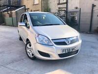 ✅2008 Vauxhall Zafira 1.6 Petrol Low Mileage