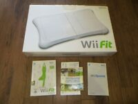 NINTENDO WII FIT BOARD