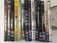 Various DVDs - all excellent / very good condition - car boot sale/job-lot x 39