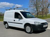 2008 VAUXHALL COMBO CDTI + 11 MONTHS NOOF OFRMER KEEPERS 1