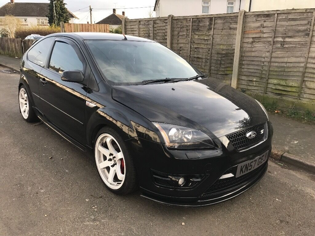 2007 ford focus st 3 highly modded big spec can 39 t swap in swaffham norfolk gumtree. Black Bedroom Furniture Sets. Home Design Ideas