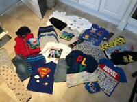 Boys clothing bundle age 4-5 years