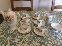 Royal Doulton Coffee/Tea Service