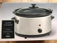 Slow Cooker 3L 180W Tesco Great Used Condition in BOX