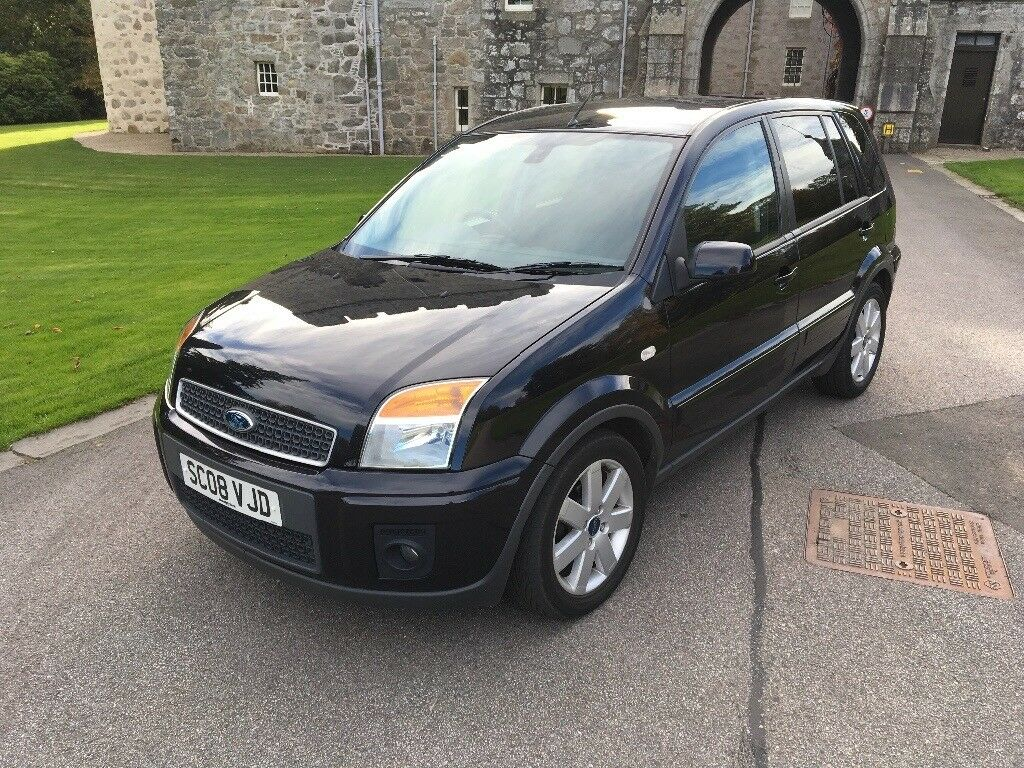 Ford Fusion 1.6 Plus Automatic