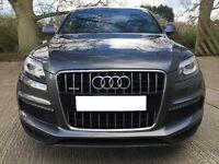 Audi Q7 S-Line Facelift Full Conversion For Sale