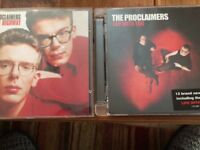 4 CD's- The Proclaimers