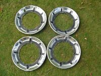 Morris Marina wheel trims