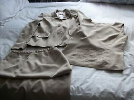 Country Casuals skirt suit