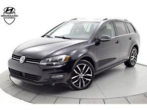 2015 Volkswagen Golf DIESEL Highline GPS TOIT CUIR