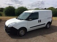 VAUXHALL COMBO 1.3 CDTI DIESEL 2012 62-REG SIDE LOADING DOOR FULL SERVICE HISTORY DRIVES EXCELLENT