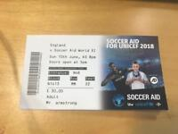 Soccer Aid Tickets
