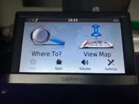 Garmin Nüvi 2568 LMT D Sat Nav with lifetime maps and Bluetooth connectivity