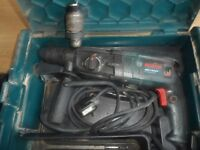 Bosch Rotary Hammer with SDS-plus GBH 2-28 DFV Professional