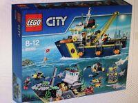 LEGO City Deep Sea Exploration Vessel Playset - 60095