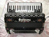 GUERRINI MUSETTE PIANO ACCORDION
