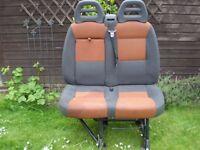 Fiat Ducato Double Passenger Seat