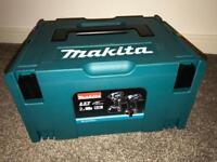 MAKITA DLX2145TJ SET INCLUDES DHP458 COMBI & DTD152 DRIVER 2X 5.0AH BATTERIES