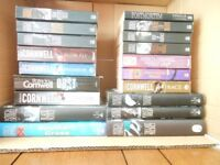 Collection of Books By Crime Novelist Patricia Cornwell