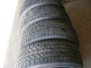 Four 225-60-16 tires $140.00