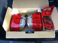 Bmw e46 led rear lights