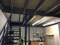 Mezzanine Flooring & Stairs For Sale