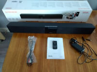 Toshiba 3D Sound Bar SBK1 - still in box