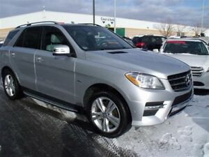 2012 Mercedes-Benz ML350 AWD BLUETEC-DESIGNO-NAVI-CAMERA-TOIT